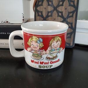 Vintage 1993 Campbell's Soup Mug